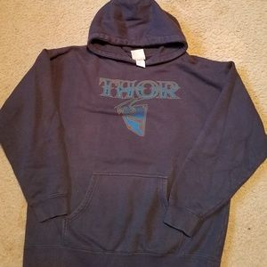 Thor motocross pullover hoody